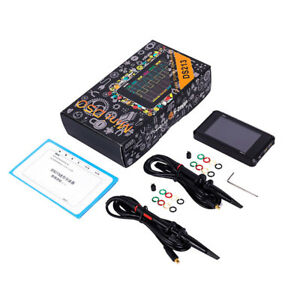 Sainsmart Arm Dso213 Aluminium Digital Oscillo scope Nano Mini V2 Quad Pocket