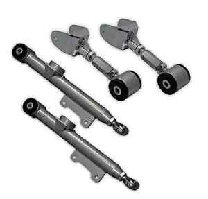 1979 1998 Mustang Pro Street Adjustable Control Arm Package Upper And Lower New
