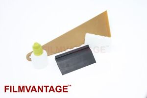 T4 Squeegee Tool Kit For Auto Car Truck Suv Window Tinting Tint Film Application
