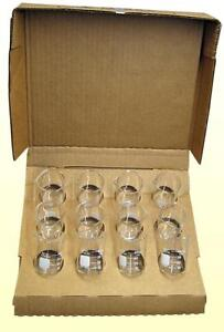 Nc 0071 Pyrex Beakers 50ml Case Of 12 Corning Save 15