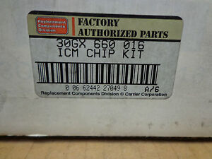 discount Hvac Cp 30gx660016 Carrier Icm Chip Kit For Carrier Chiller