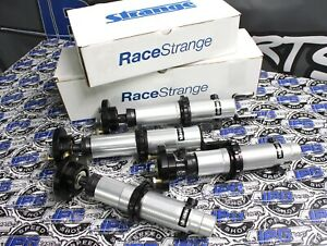 Strange Double Adjustable Front Rear Drag Coil Overs For Honda Civic Integra