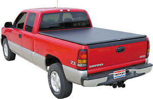 Truxedo Truxport Roll Up Tonneau Cover For 2007 2013 Gmc Sierra 5 8 Bed New
