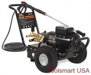 Mi t m Job Pro Electric Series Cold Waterindustrial Pressure Washer Jp 2003 3me1
