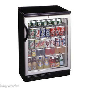 Summit Glass Door Free Standing Refrigerator Black 5 5 Cu Ft Beverage Bar