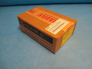 Square D Circuit Breaker Edb24050 50a 480y 277v 2p Factory Sealed