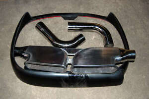 1993 2002 For Camaro Center Mount Exhaust Cme Valance Tip