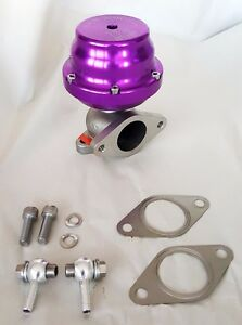 Tial 38mm Authentic External Wastegate 5 Bar Purple 0 5 Bar F38