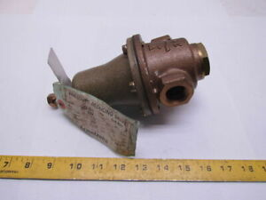 Armstrong Gd 24 Direct Acting Pressure Reducing Valve For Water 3 4 Npt New