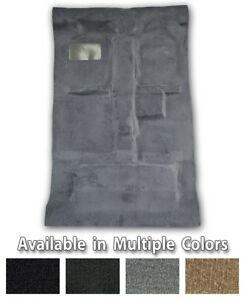 Replacement Cutpile Carpet For 1996 2002 Toyota 4runner Pass Area W Rear Heat