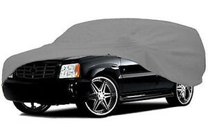 Toyota Sequoia 2009 2010 2011 Waterproof Suv Car Cover