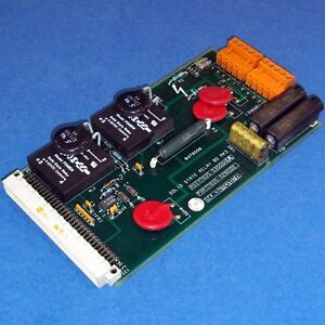 Crosfield Electronics Solid state Relay Board 7605 0300 00a 7605 0290