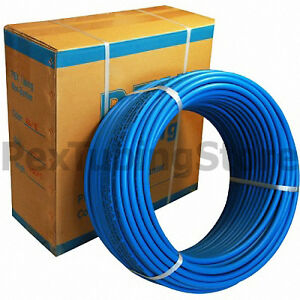 1 2 X 300ft Pex Tubing For Potable Water Free Shipping