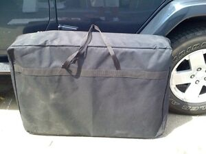 2007 2018 Jeep Wrangler Freedom Hard Top Panel Storage Bag Carrying Case
