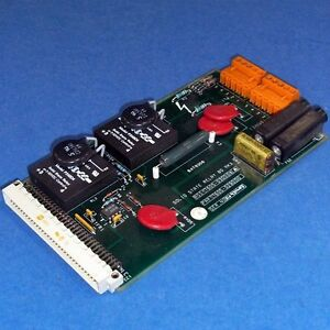 Crosfield Electronics Solid state Relay Board 7605 0300 01a 7605 0290