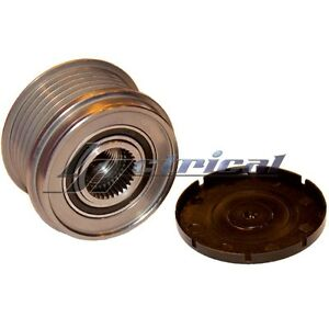 New Alternator Hd Clutch Pulley 6 Groove For Ford Mustang 4 6l V8 2005 06 07 08