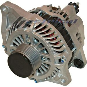 100 New Alternator For Mitsubishi Outlander Lancer 120amp one Year Warranty