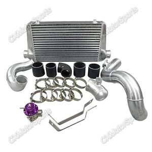 Cx Bolt on Intercooler Piping Kit For 92 98 Bmw 325i 328i E36 Top Mount T3 Turbo