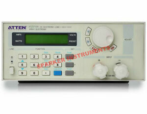New Atten Atz3710a Programmable Dc Electronic Load Power Supply 150w Lcd