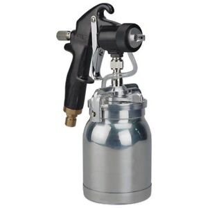 Tp Tools Hvlp Turbine 1 qt Cup Paint Spray General purpose Gun hp 404 14