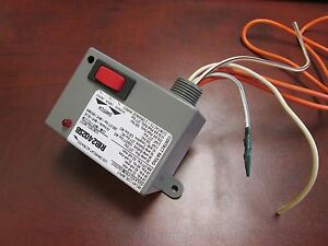 Rib Enclosed Relay Rib2402sb Used