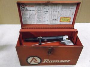 Ramset Low Velocity Piston Type Fastening Tool Model 4160 W Toolbox