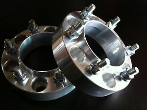 2 Fit Toyota Tacoma 4runner Tundra Fj Wheel Spacers 1 25 6x5 5 Hub Centric