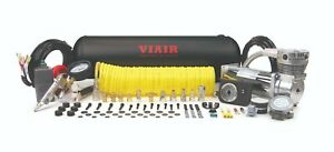 Viair 20001 On Board 480c Air Compressor System Kit With 2 5 Gallon Tank 12v