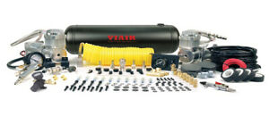 Viair 10008 On Board Air System Dual 325c Compressors With 2 Gallon Tank 12v