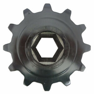 766380 Combine Feeder Chain Sprocket Ford New Holland