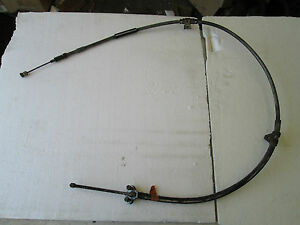 88 89 90 91 92 Corolla Prizm Emergency Brake Cable Right Rear Oem Drum Type