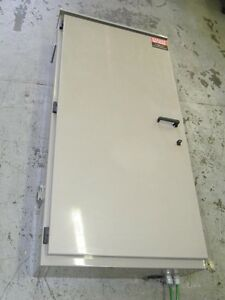 Asco 300 Series Automatic Transfer Switch 200 Amp Type 3r Powerpact Jg250