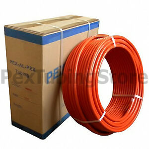 1 2 X 1000ft Pex al pex Tubing For Radiant Heating