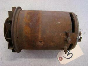 1949 1950 s Ford Flathead rat Rod Generator For Parts Or Restore turns Freely