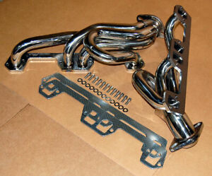New Dodge Ram 360 318 V8 Race Performance Headers 5 2l 5 9l 4x4 4x2 Replacements