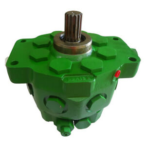 Ar56160 New Hydraulic Pump No Corecharge John Deere