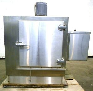 Blue M Electric Co Industrial Oven Cpr 846ax 115v 1ph Temp Room To 85 Deg C