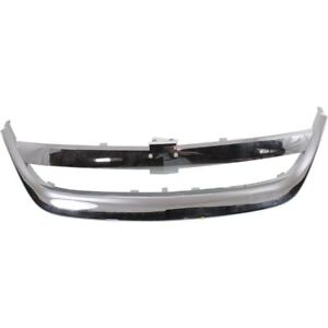 New Grille Trim Chevy Chrome Chevrolet Cobalt 2005 2010 Gm1202100c 15247433