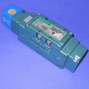 Numatics Series Iso5599 11 150 Psig Solenoid Valve I24bb415mp