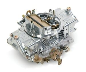 700 Cfm Four Barrel Carburetor holley Part 0 80572s