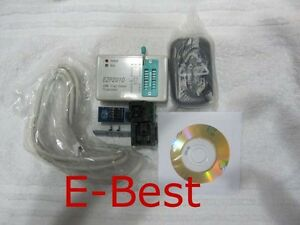 Ezp2010 High speed Usb Spi Programmer Support 24 25 93 Eeprom Flash Sop8 Sockets
