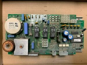 Washer dryer Motor Control Board 240vac For Speed Queen P n 687539 used