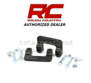 2007 18 Chevrolet Gmc 1500 2 Rough Country Suspension Leveling Lift Kit 1307