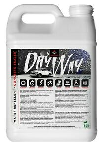 Dryway Water repellent Sealer 2 5 gal Ideal For Driveways Outdoor Concrete