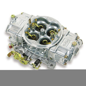 950 Cfm Four Barrel Carburetor holley Part 0 80577s