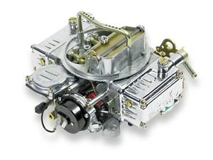 670 Cfm Four Barrel Carburetor holley Part 0 80681