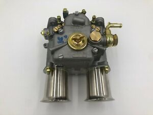 Genuine Weber 45 Dcoe Carburetor 19600 060 W 65 Minute Dvd 45 Dcoe 152 New