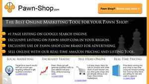 Pawn shop com Directory Website And Domain Name