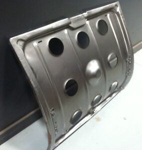 Ford Roadster And 5 Window Coupe Inner Trunk Boot Panel 32 1932