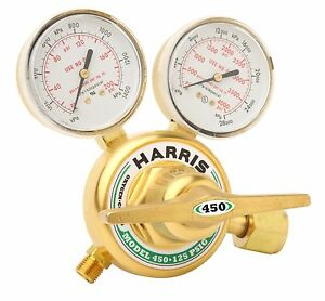 Harris Model 450 200 540 Oxygen 450 Series Regulator 3002499